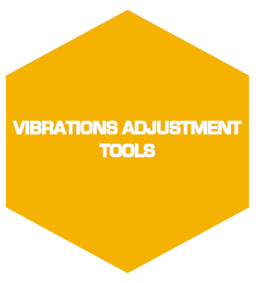Vibrations Adjustment Tools