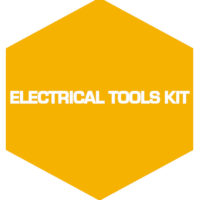 Electrical tools kit